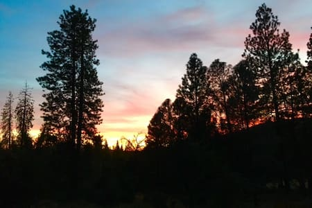 Goddess Retreat, 10 mi to Yosemite, Oakhurst CA - Oakhurst