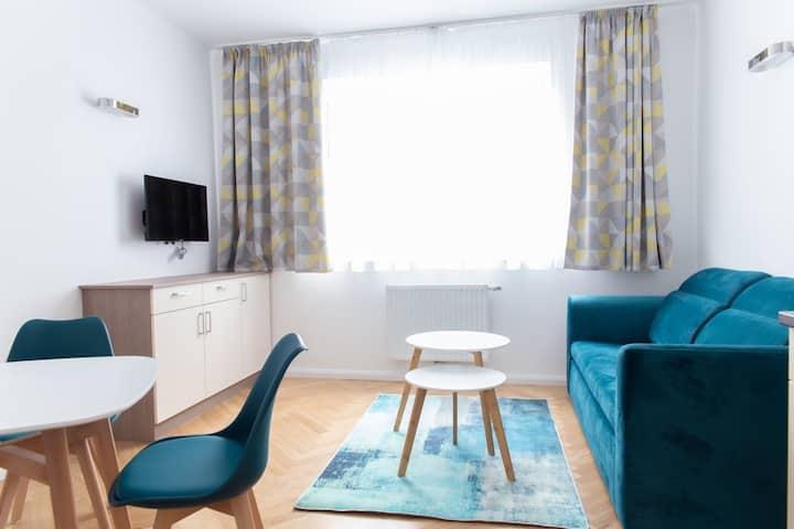 8 flats Pension Rose Zieglergasse Apartment 2