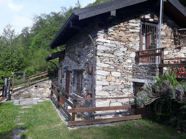 La Montagna è viva casa da Sergio CIR 10304500004