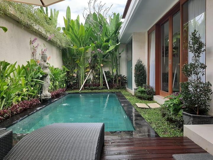 One Bedroom Private Villa in Ubud