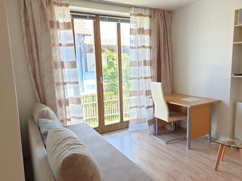 Schönes Zimmer in Landshut (Zimmer 2)