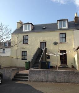 Victorian Townhouse Apartment,  Stornoway t/centre - Stornoway - Apartamento