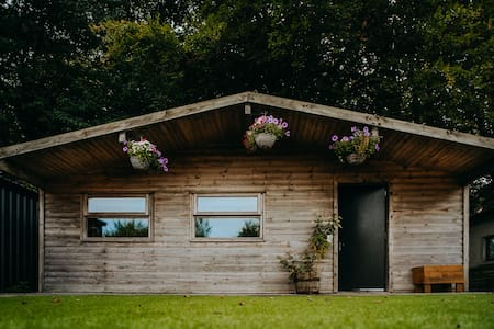 The Little Lodge is a cosy luxury hideaway..