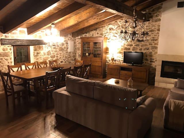 """Casa rural """"El Leñero del Tío Ramón"""""""