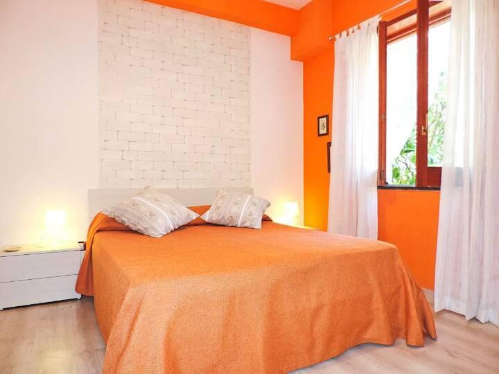 Casa Stefania Residence - Camera Orange