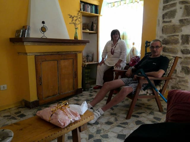 B&B da Gerry casa rurale - Montagano - Talo