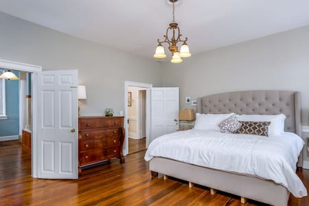 Recently Renovated Historic Derr House