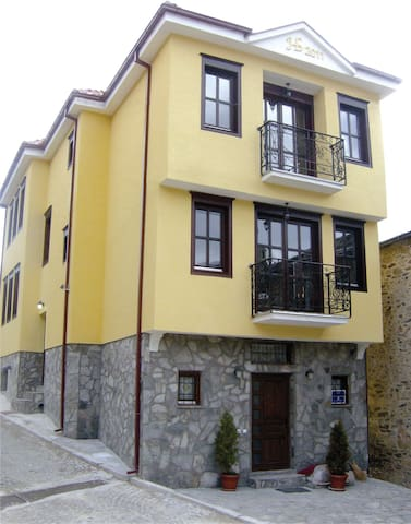 Casa La Kola - triple room