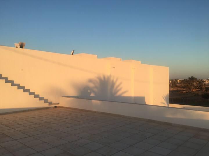 Dar Zitoun, résidence atelier d'artiste