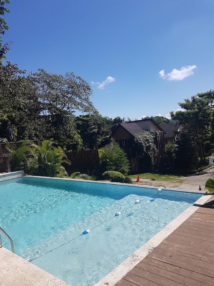 Villa Alegría en Ximenoa Gardens, Jarabacoa