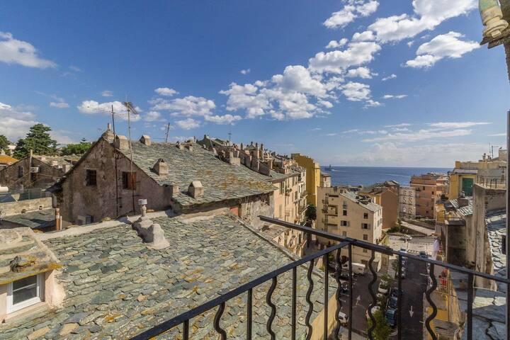 Bastia Historique Cosy & Moderne*** Victoria room