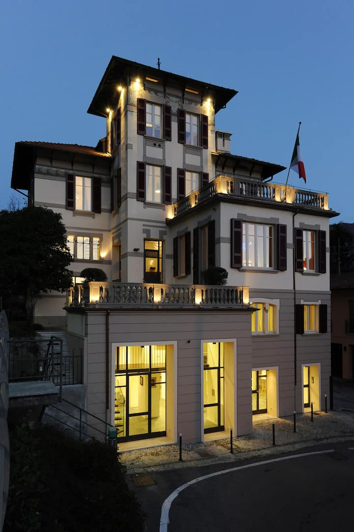 Casa Brenna Tosatto: Breathe the Art at Lake Como