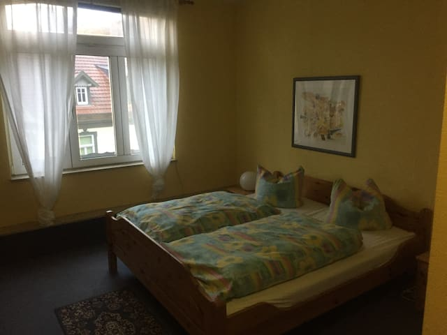 Pension zum Ritterstein Appartement - Arnstadt - 레지던스