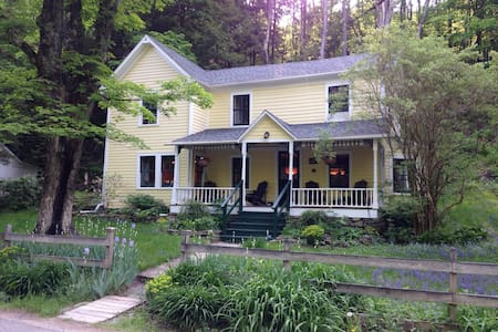 Cozy Farmhouse in Livingston Manor - Livingston Manor