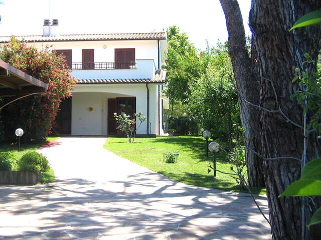 Villa Marina Velca Golf - Tarquinia - Villa