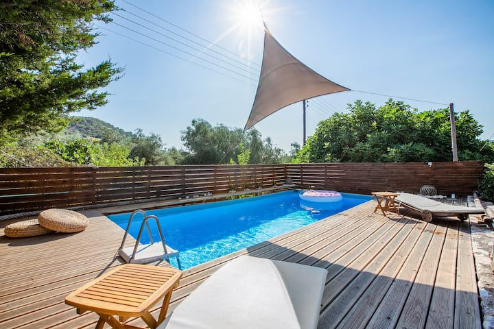 Family Project Pool VILLA 5*