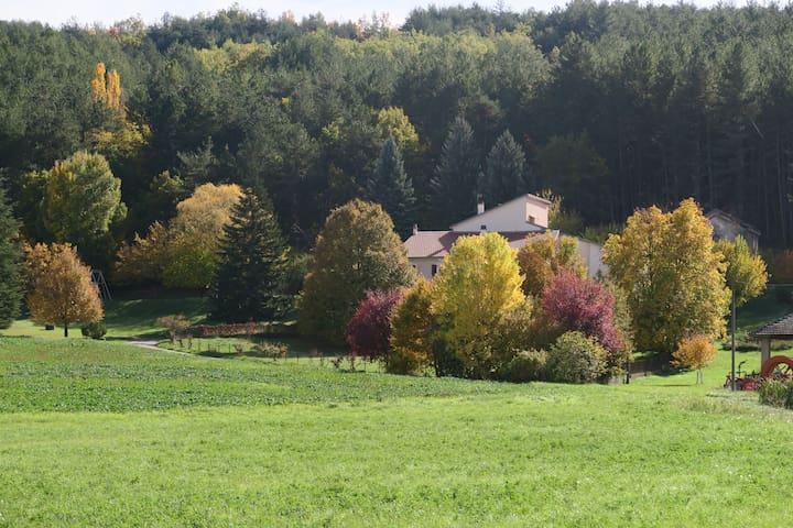 Gite à la campagne - Upaix - Rumah tumpangan alam semula jadi