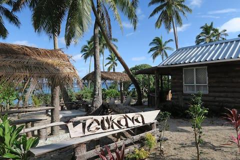 Teukava Beach Oasis: King Studio Fale