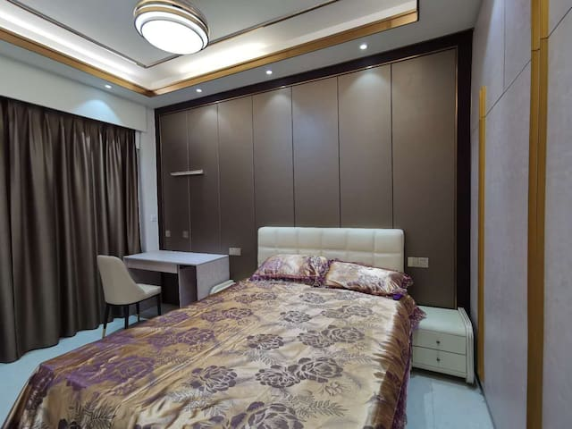 2 room luxurious and very safty condo