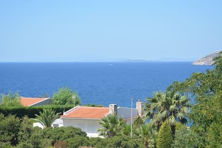 Overlooking paradise cosy maisonette - Ormos Katafigi - Ev