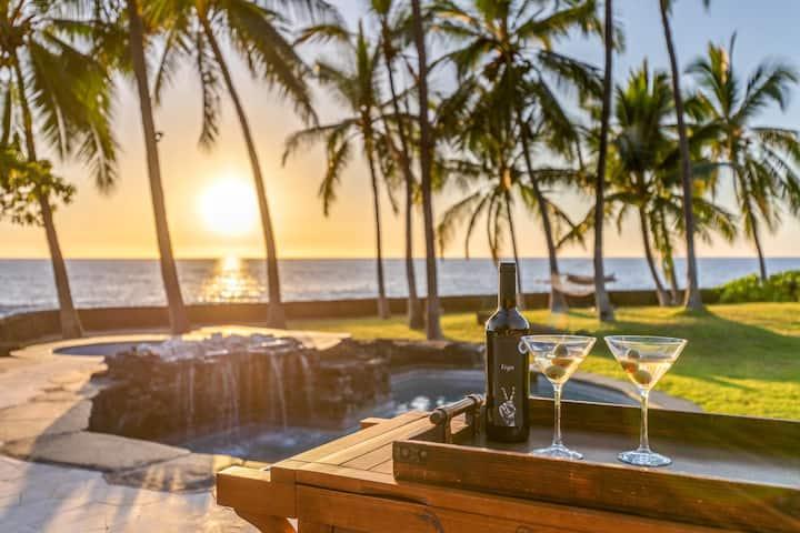 Five Star Luxury Hawaiian Seaside Gated Compound
