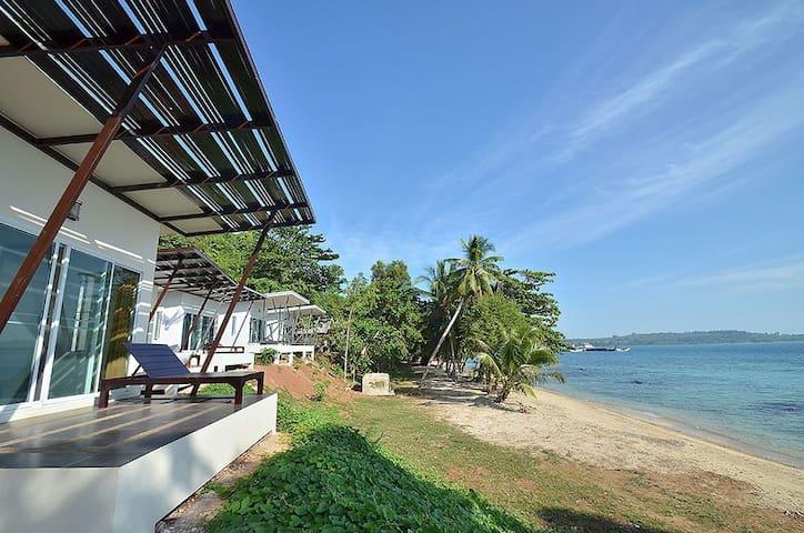 Delux Seaview bungalow 2 - Ko Mak - Casa