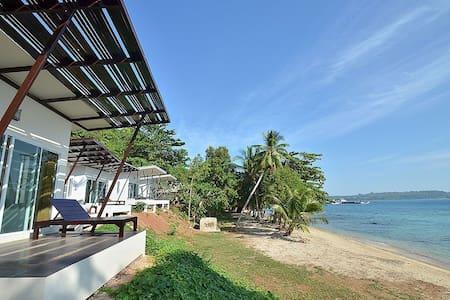 Delux Seaview bungalow 2 - Ko Mak - Hus