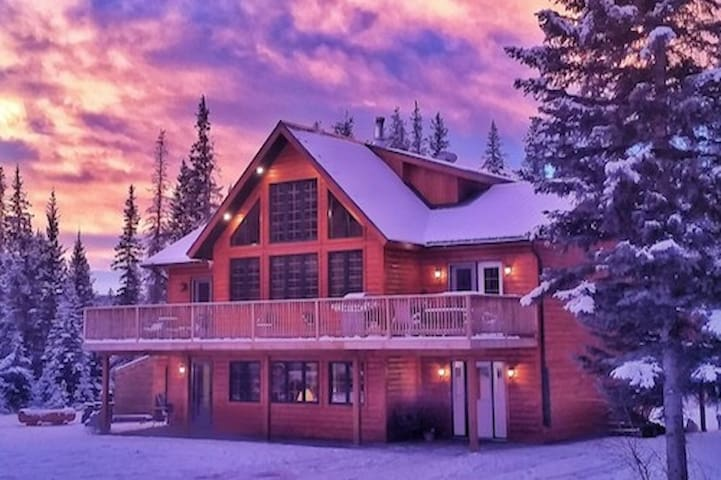 Coliseum Mountain Lodge