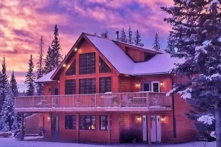 Coliseum Mountain Lodge