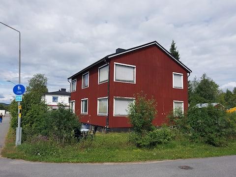 Private apartment in Boden