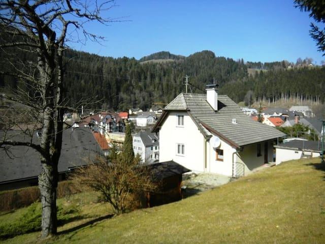 Ferienhaus Joglland - Sankt Jakob im Walde - House