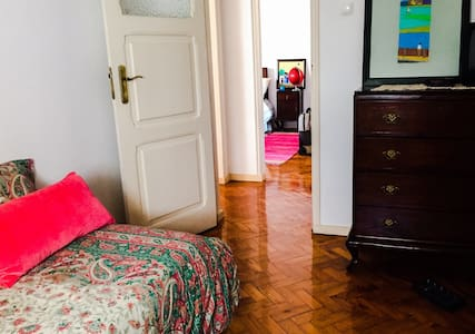 Charming room 30 min from Baixa Lisboa - Barreiro - Flat
