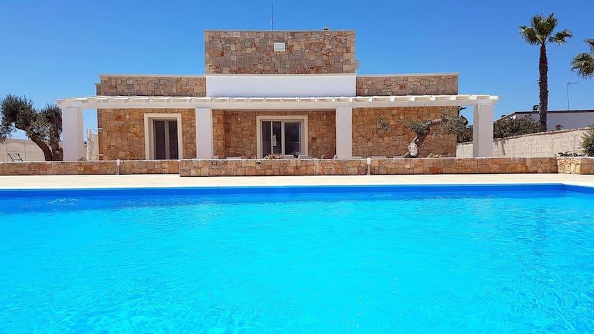 Villa Malaspina - Maison de vacances prés de mer à Capilungo, Sicile