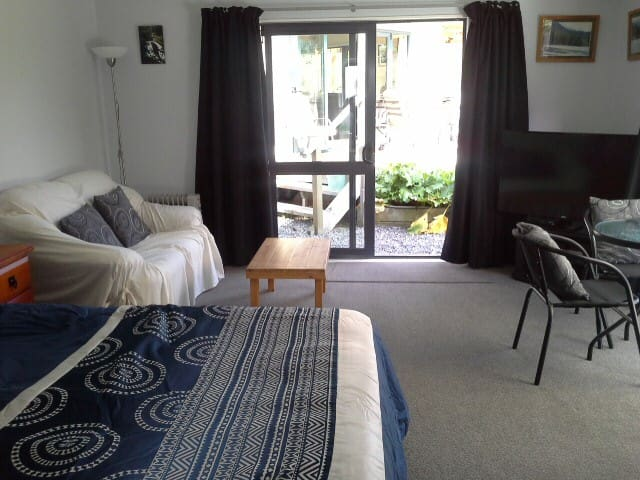 Moe Marie (sleep peacefully) B & B - Turangi - Wikt i opierunek