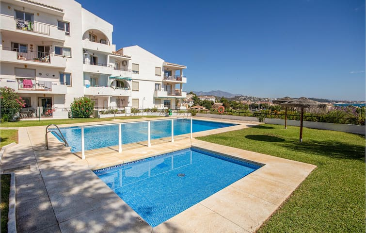 Holiday apartment with 1 bedroom on 39m² in Mijas