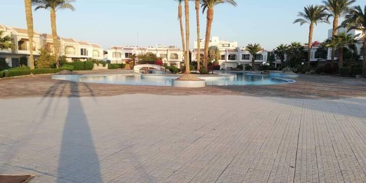 Studio on mamsha hurghada pool & beach