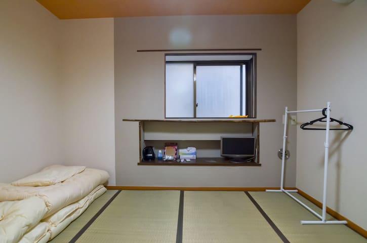 Japanese Style TATAMI/Free WiFi in Shinjuku P