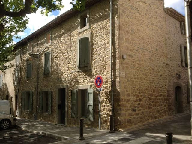 VILLA BACCHUS(sleeps six) - Villeneuve-Minervois - Talo