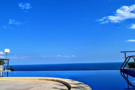 Luxury Villa MEU AMOR with a stunning sea view !