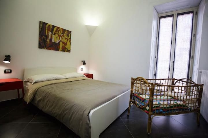 CASA RETRO' B&B Pretoria - Potenza - Bed & Breakfast