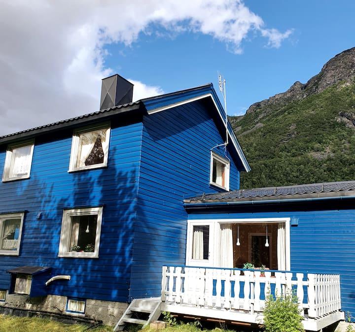 Artic house, Kåfjorddalen