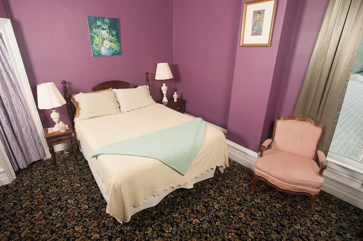 The Lilac Room in my boutique hotel - Taylorville - Butikový hotel
