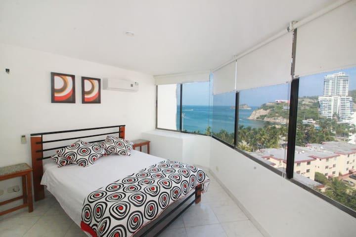 Apartamento muy cerca a playa Rodadero Santa Marta