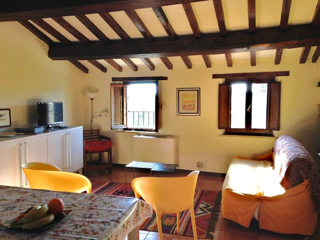 Home with Views in historic centre of Perugia