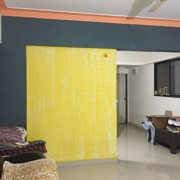 Breezy and Private Baner Stay 2BHK entire flat