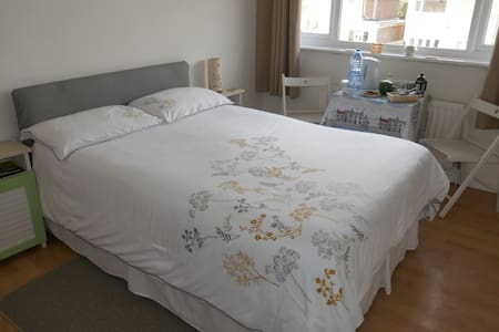 Light Airy Bedroom with Self Service  Breakfast