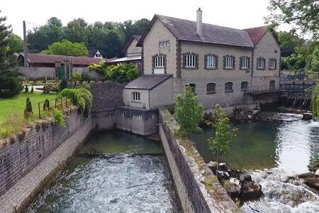 La suite familiale B&B au Moulin de Chappes