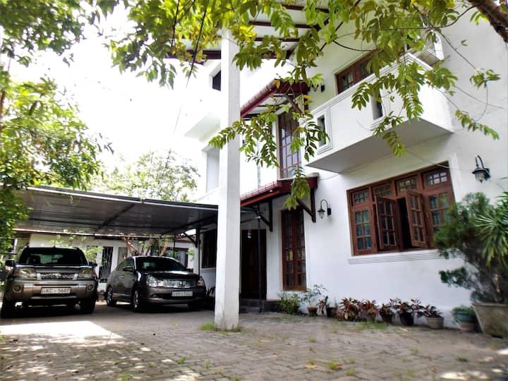 Chashaki Apartment in Nawala Sri Lanka