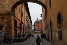 latín Room Jardín Florence Downtown 3 (hostal)