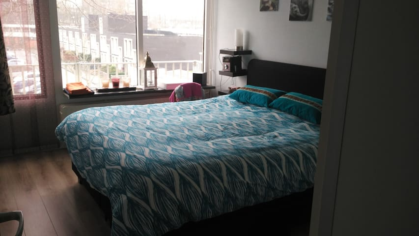 Furnished Room near Winkelcentrum and Bus Halte - Groningen - Apartmen